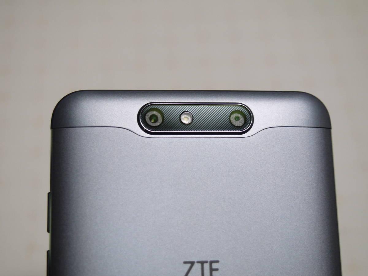 美品 ZTE Blade V8 SIMフリー 送料無料_画像10