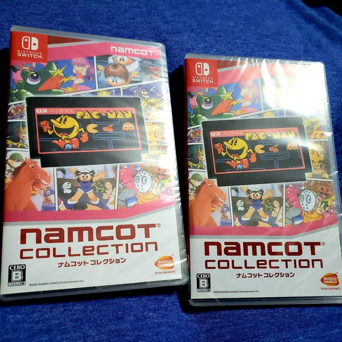 新品 Nintendo Switch  ナムコットコレクション 任天堂 ニンテンドー  スイッチ