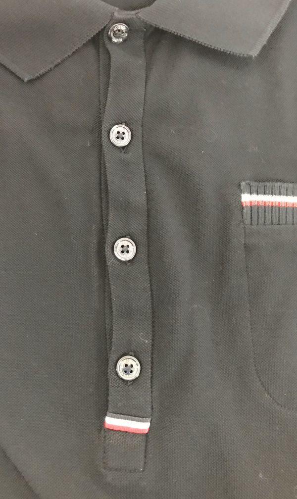 θ MONCLER/モンクレール 半袖ポロシャツ GAMME BLEU/ガム・ブルー ネイビー MAGLIA POLO 本体のみ S89102262281