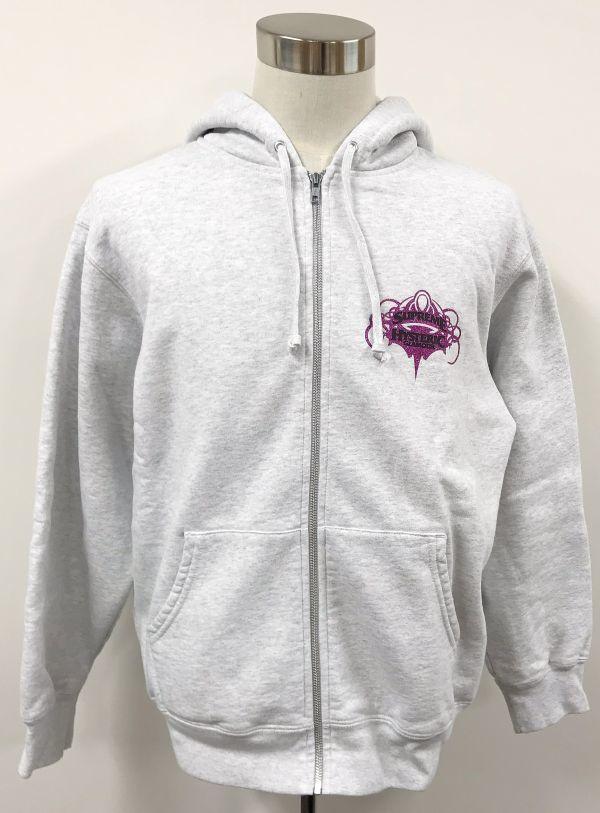 θ シュプリームxヒステリックグラマー Zip Up Hooded Sweatshirt ジップアップ パーカー 21SS/Week4 本体のみ S86006344823