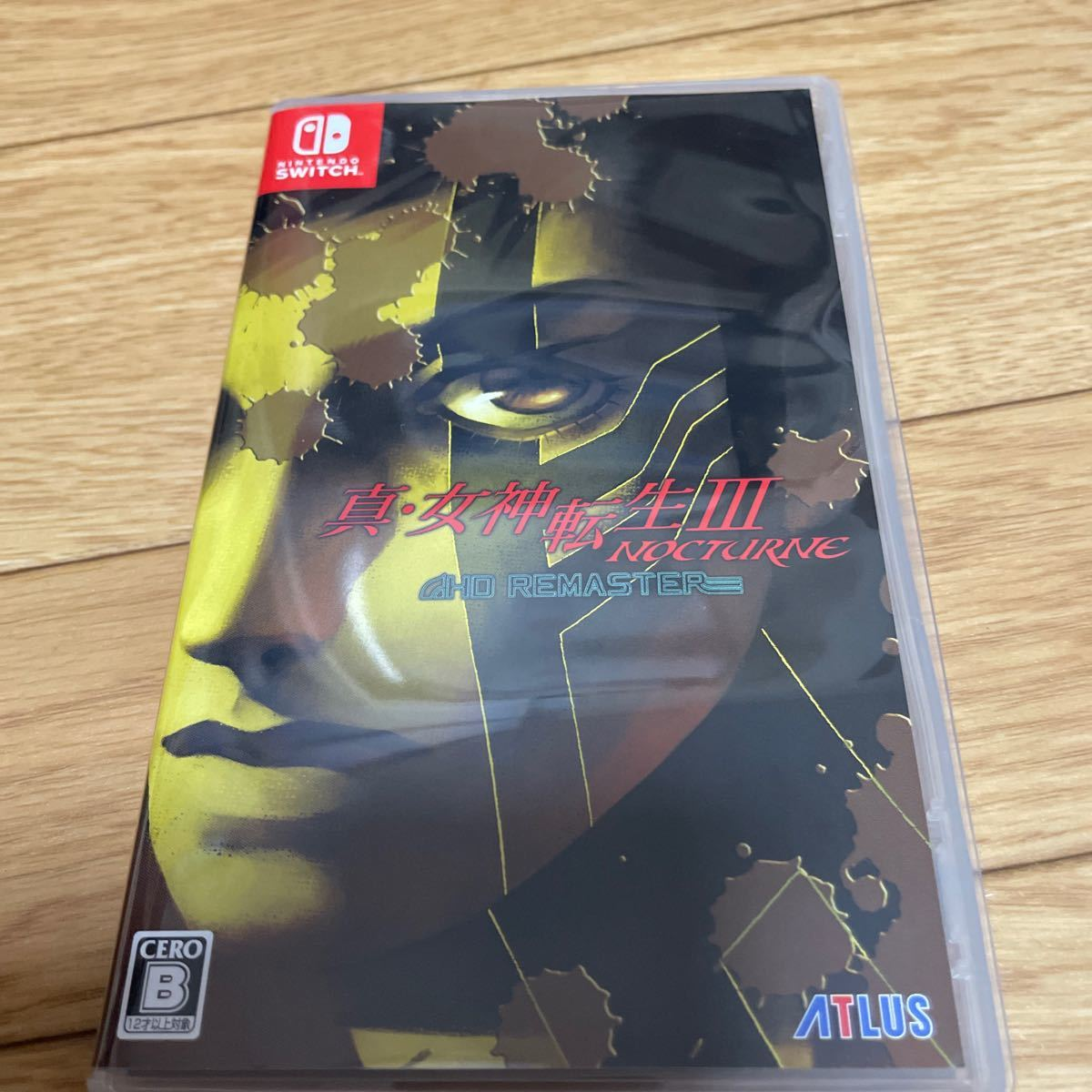 Switch 真・女神転生III NOCTURNE HD REMASTER ニンテンドースイッチ /真女神転生3 ノクターン