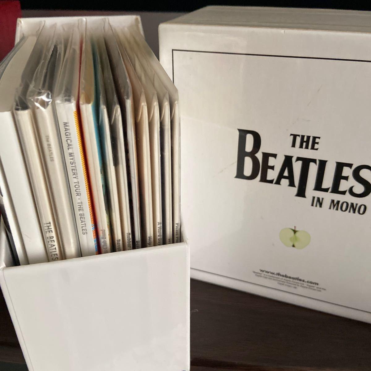 THE BEATLES ザ・ビートルズ MONO 初回生産限定盤
