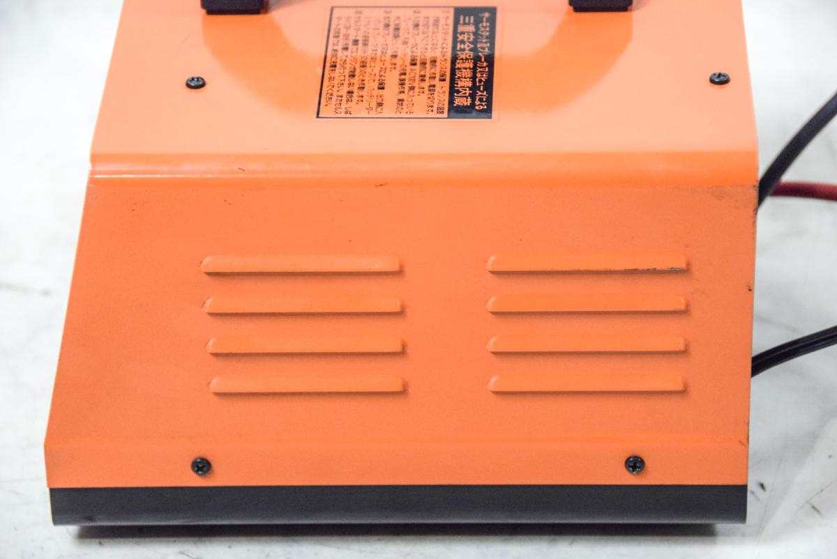 B4779 【動作品】CELLSTAR セルスター バッテリー充電器 CC-1100DX_画像4