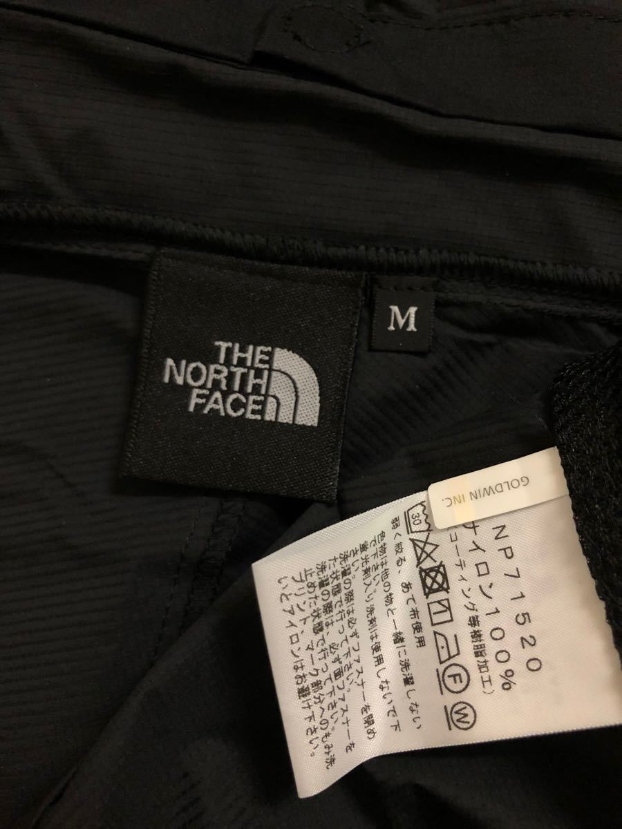 ノースフェイス スワローテイルフーディ M ブラック K 直営店購入 新品 NP71520 Swallowtail Hoodie