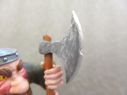 0510034a【SOLARFILMA SUNFILM 置物】Brian Pikington/アイスランド/人形/樹脂製/H13.7cm/中古品_画像5