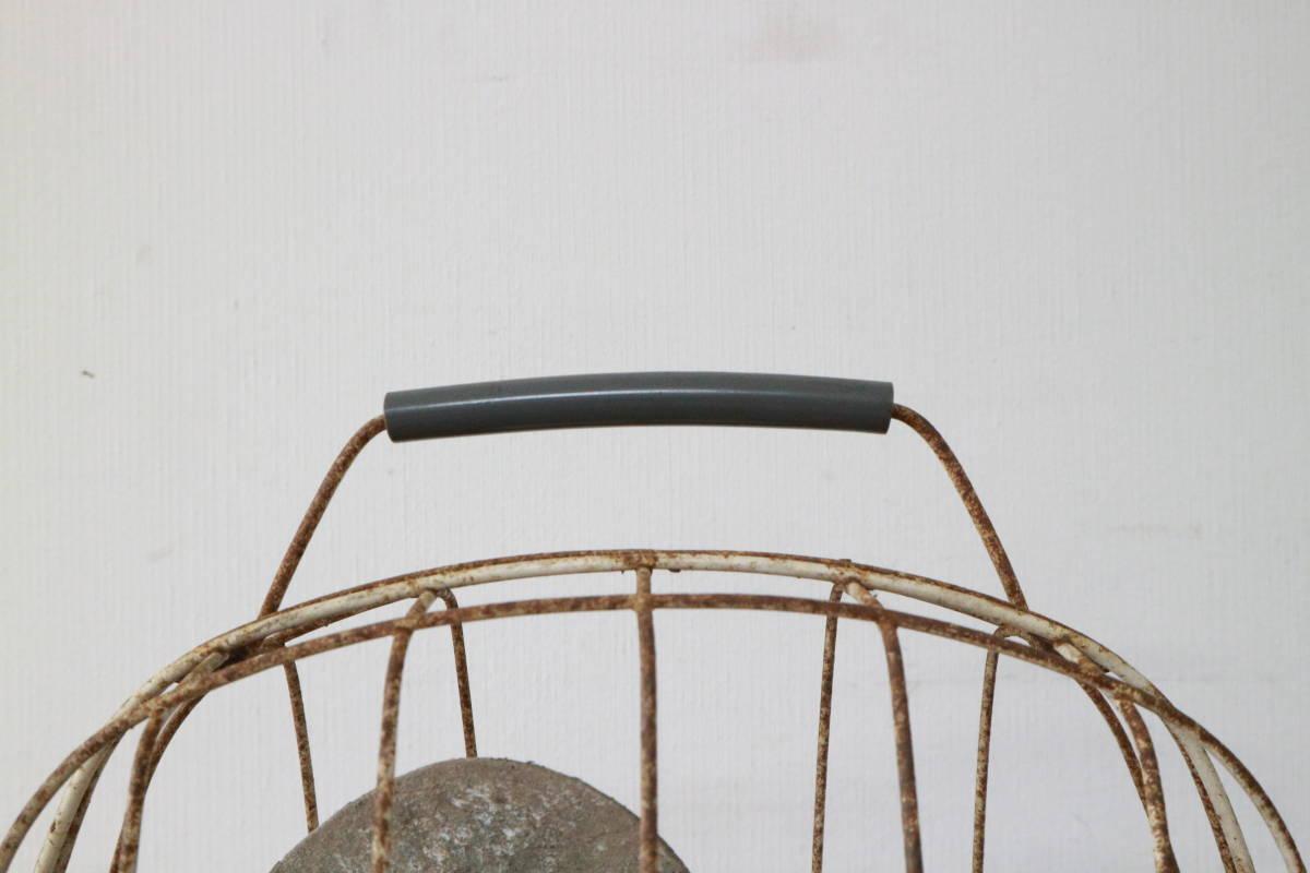 動作品 FUJI DENKI 富士電機 FIJI BABY FAN 3枚羽根 20cm 扇風機 昭和レトロ アンティーク 追加画像有り SA-1423_画像5