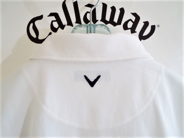 ★超美品★Callaway キャロウェイ / DSPD ボーダー プルオーバー シャツ DRY / サイズLL _画像6
