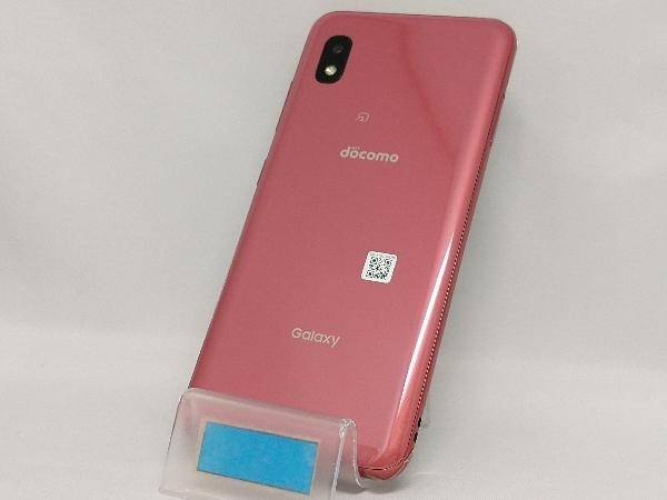 docomo 【SIMロック解除済】Android SC-42A Galaxy A21 判定○_画像2