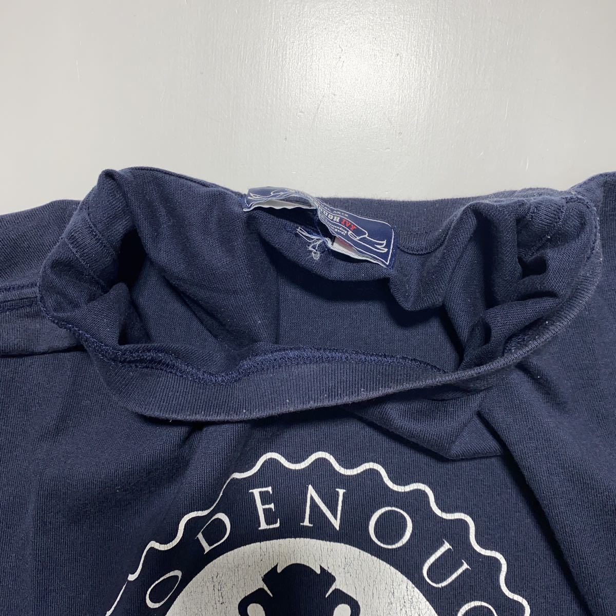 【M】GOODENOUGH IVY FRAGMENT DESIGN CIRCLE LOGO TEE グッドイナフ フラグメントデザイン アイビー サークル ロゴ Tシャツ G478_画像4