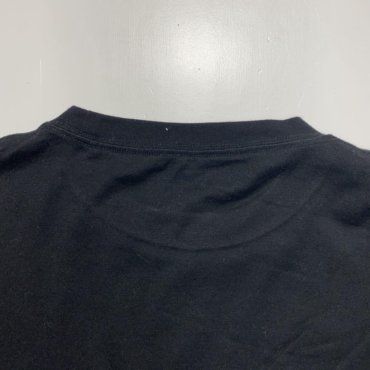 【3】uniform experiment Fragment design Tee ユニフォーム エクスペリメント フラグメントデザイン Tシャツ ブラック G485_画像6