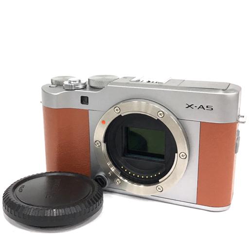 FUJIFILM X-A5 ミラーレス一眼カメラ デジタルカメラ 動作確認済 付属品多数