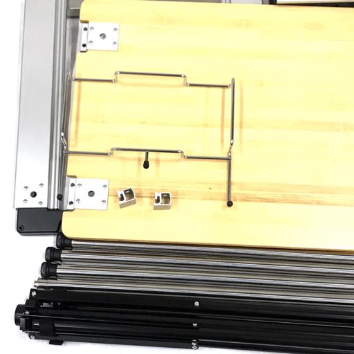 1円 Snow Peak GS-230 ギガパワーツーバーナー マルチファンクションテーブル竹 等 アウトドア用品 まとめセット_画像4