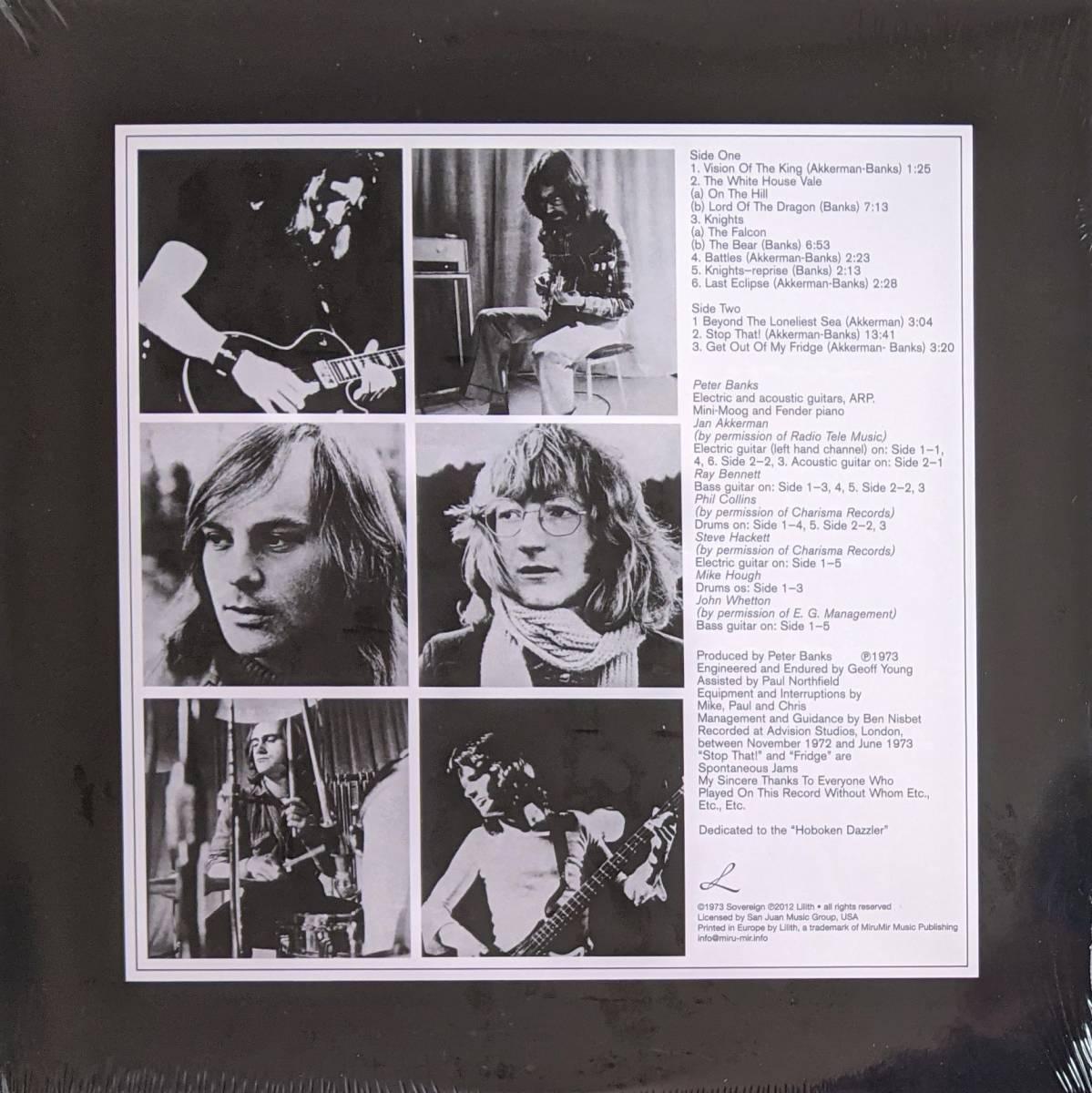 Peter Banks ピーター・バンクス (Original Member of Yes, Flash) - Two Sides Of Peter Banks CD(同内容)付限定再発アナログ・レコード