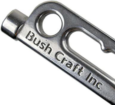 約300mm Bush Craft(ブッシュクラフト) SUSタフステーク 6本 28421_画像5