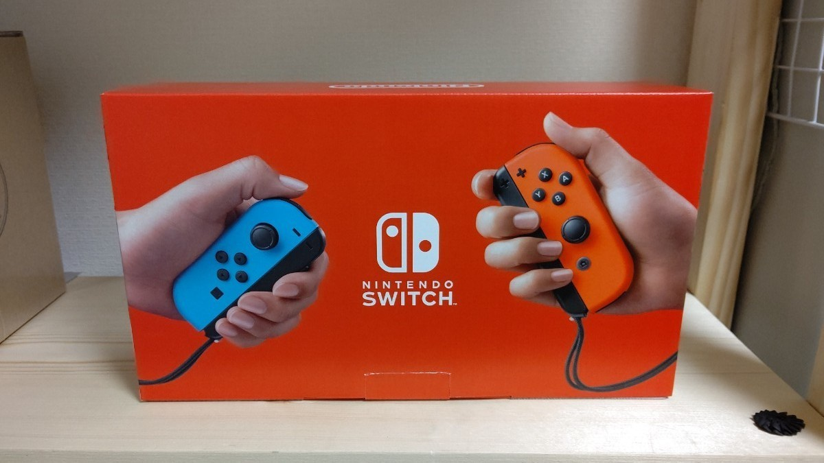 任天堂スイッチ 本体  新品  Nintendo Switch