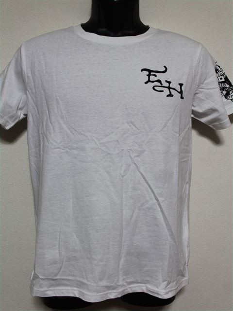 Ed Hardy(エドハーディー) メンズ 半袖 Tシャツ M02BST920 ホワイト 新品 白色_画像1