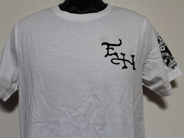 Ed Hardy(エドハーディー) メンズ 半袖 Tシャツ M02BST920 ホワイト 新品 白色_画像2