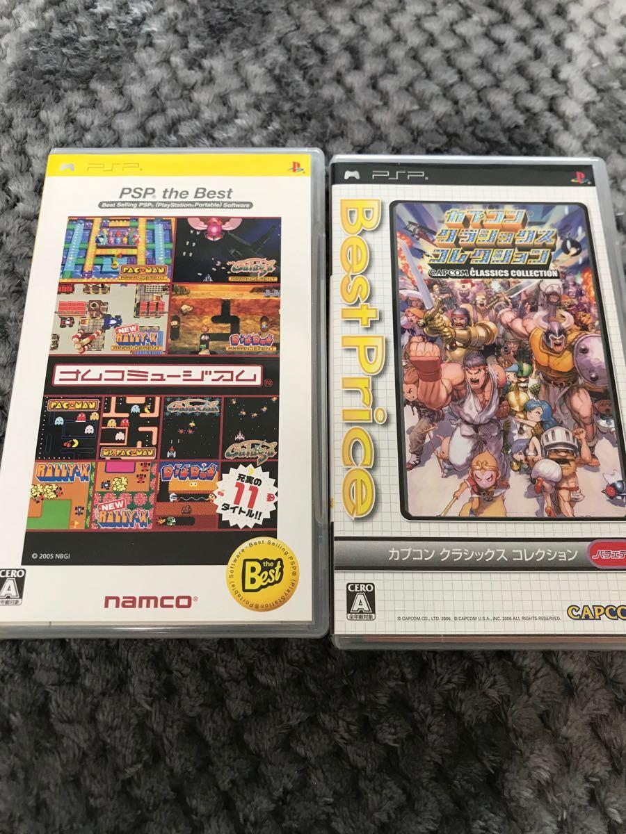 【PSP】 ナムコミュージアム [PSP the Best]