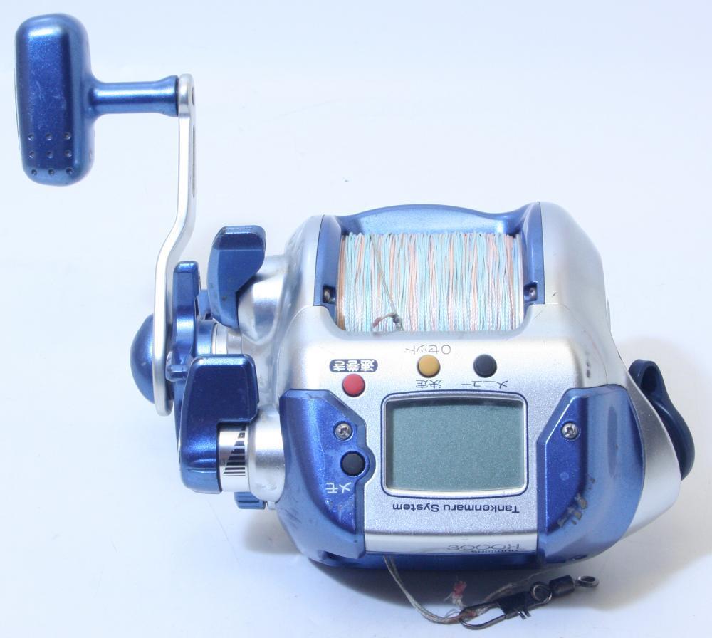 ★1円~! SHIMANO 3000H 電動リール シマノ 電動丸 釣り フィッシング 船用
