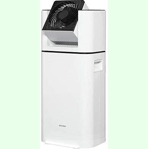 【新品&即決】アイリスオーヤマ 衣類乾燥除湿機 スピード乾燥 サーキュレーター機能付 デシカント式 ホワイト IJD-I50_画像1
