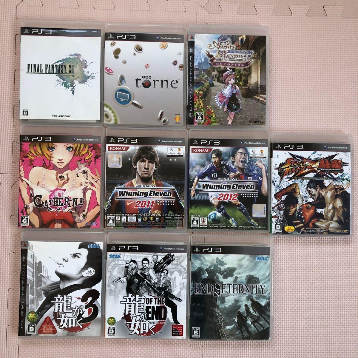値下げ!PS3 ソフト まとめ売り