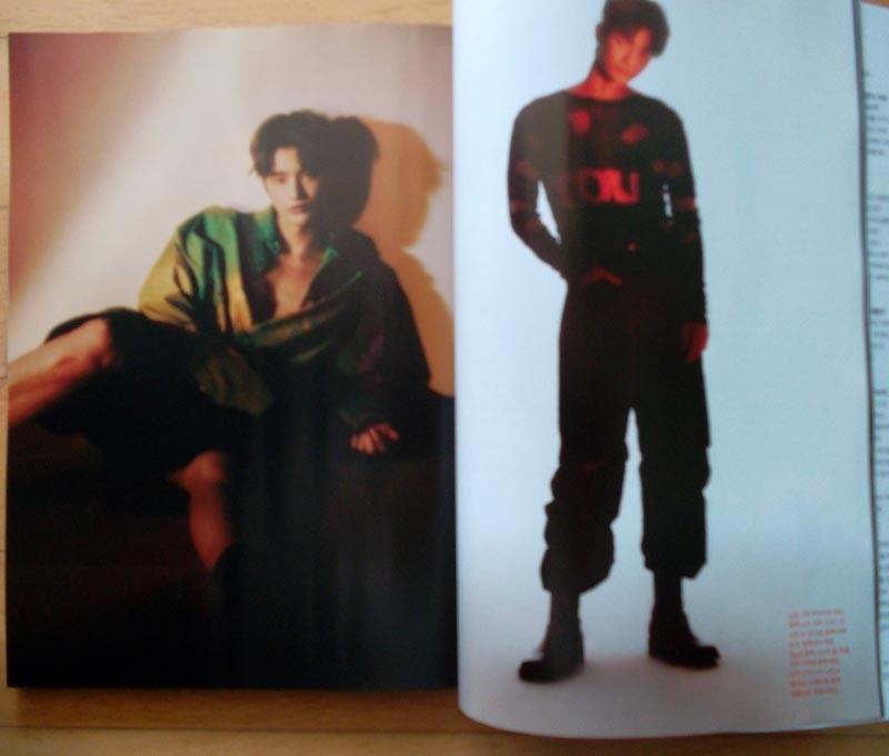 [ソ・イングク] 韓国雑誌切り抜き 9P/2021年_画像4