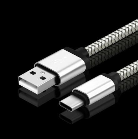 Mp4555:USBタイプCケーブル 急速充電バッテリー充電器ワイヤーコード_カラー(6)