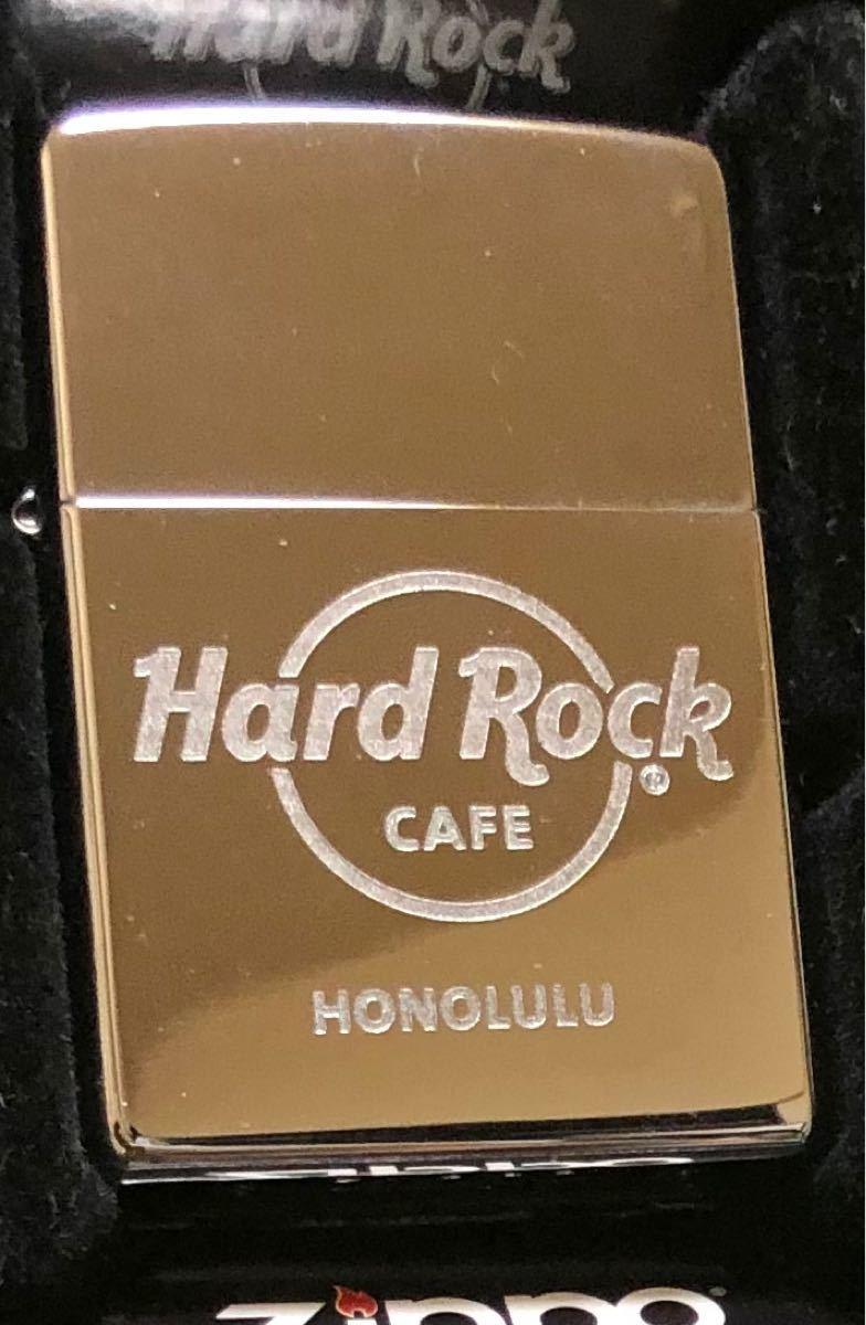 ハードロックカフェ zippo HONOLULU