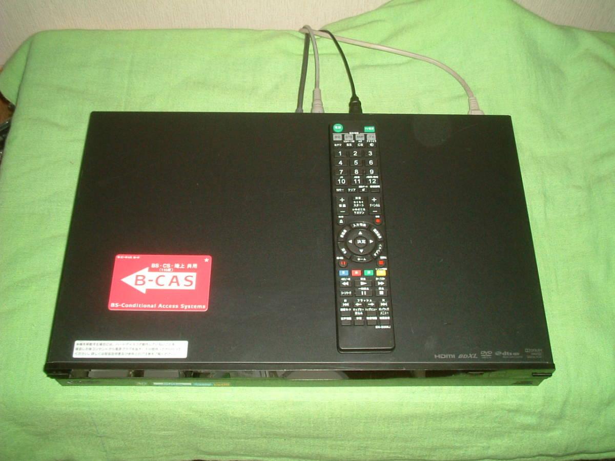 1ヶ月保証 ソニー BDZ-AT700  HDD/DVD/ブルーレイ/ レコーダー  2番組同時録画 500GB 新品リモコン B-CASカード付き_画像2