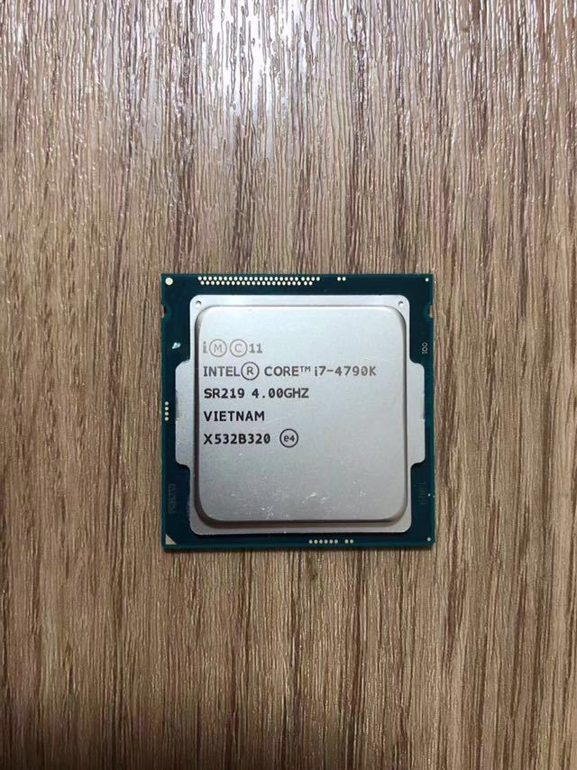 Intel CORE i7-4790K CPU SR219 4.00GHz ジャンク