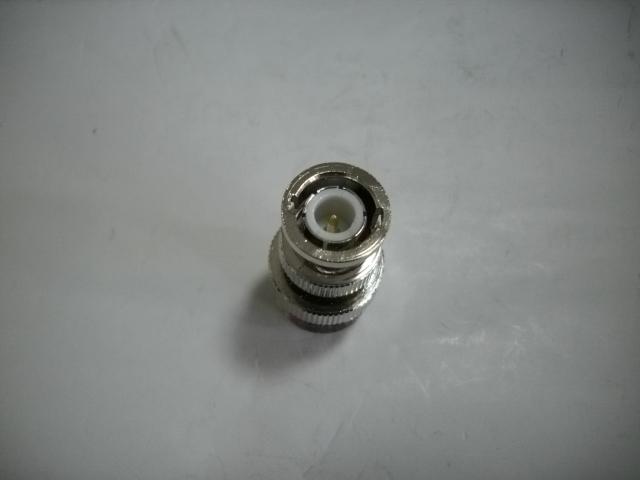 同軸コネクター M-PをBNC-Pに変換するコネクター「 MJ-BNCP」未使用品 1個 アマチュア無線_画像5