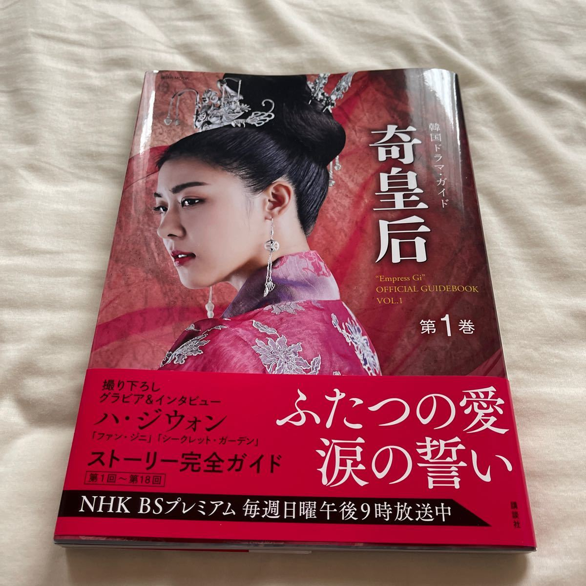 奇皇后 ハ・ジウォン 韓国ドラマ