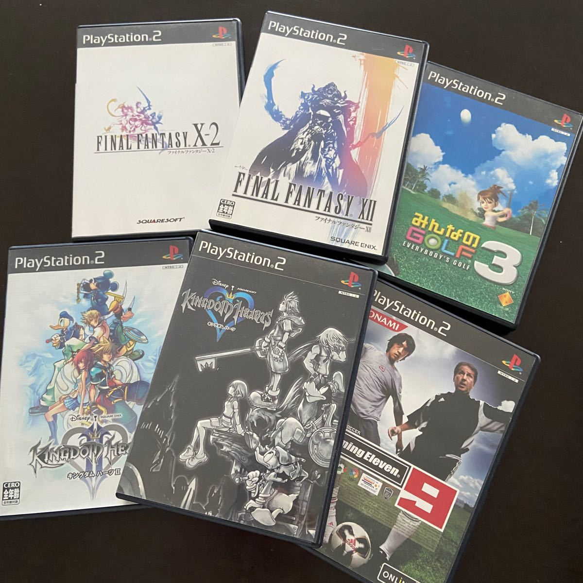 PS2 PS2ソフト