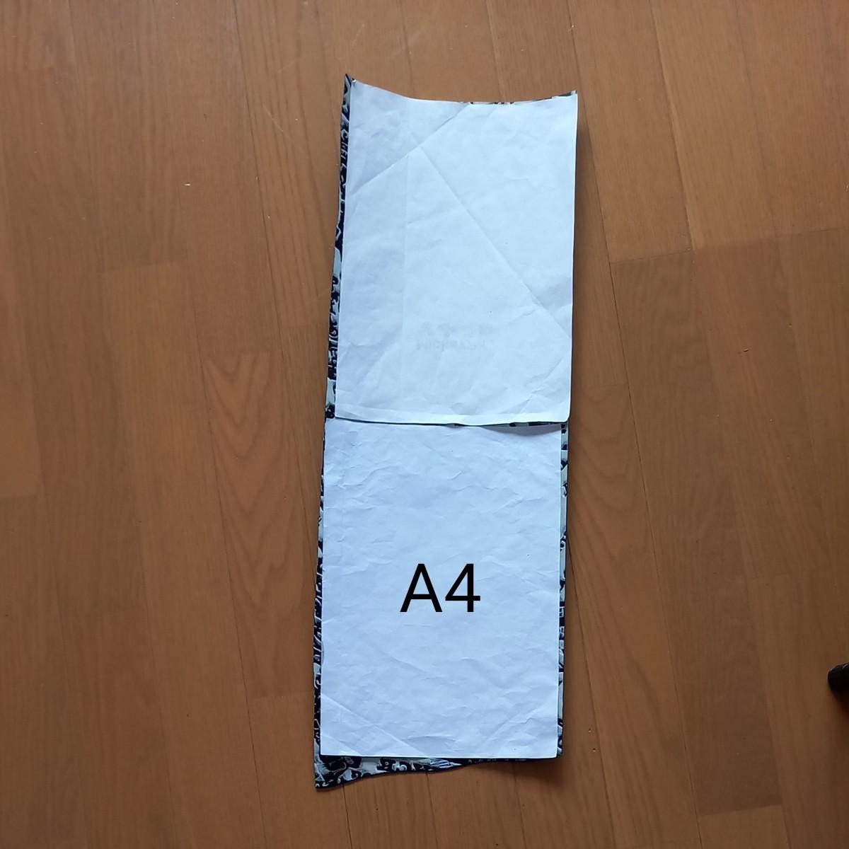 革ハギレ 英字型押し ブラックホワイト レザークラフト