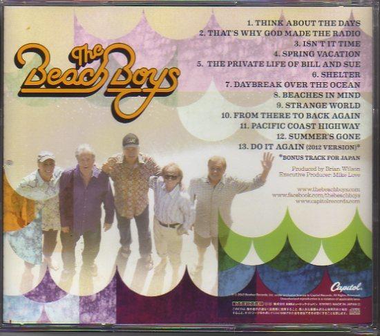 ビーチ・ボーイズ/The Beach Boys「ゴッド・メイド・ザ・ラジオ~神の創りしラジオ~/That's Why God Made The Radio」