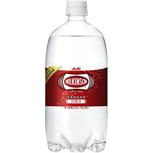 1000ml×12本 アサヒ飲料 ウィルキンソン タンサン 強炭酸水 1000ml×12本_画像1