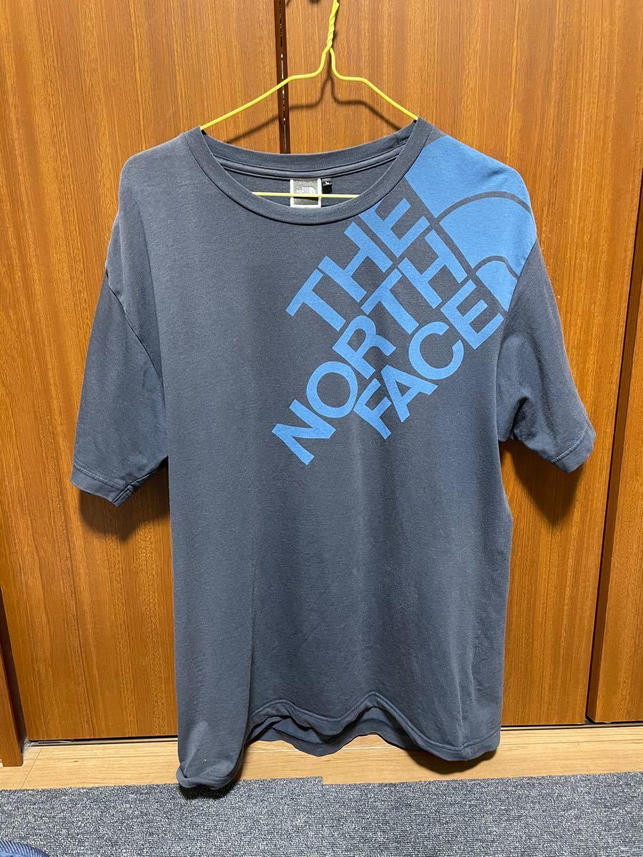 THE NORTH FACE ノースフェイス Tシャツ Logo ザ・ノース・フェイス 半袖Tシャツ ビッグロゴ Tee