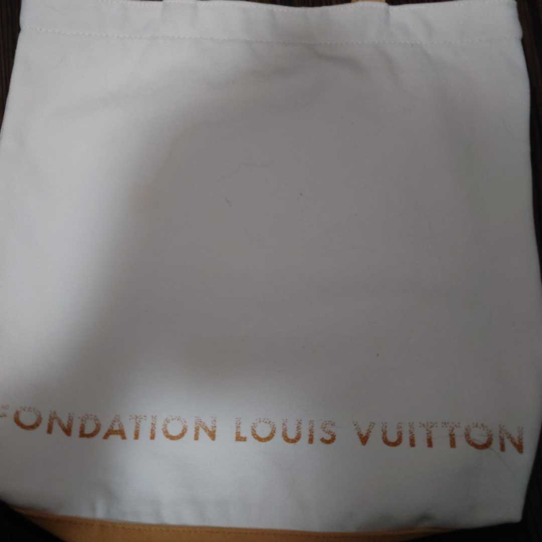 LOUIS VUITTON ルイヴィトン トートバッグ ルイヴィトン美術館 _画像2
