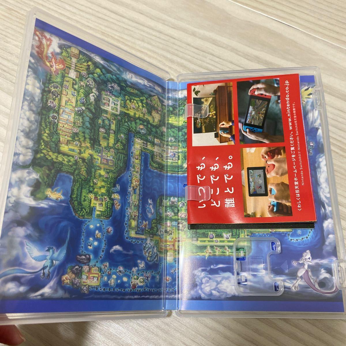 ポケットモンスター Let''s Go イーブイ Nintendo Switch ニンテンドースイッチ ●箱のみ!●
