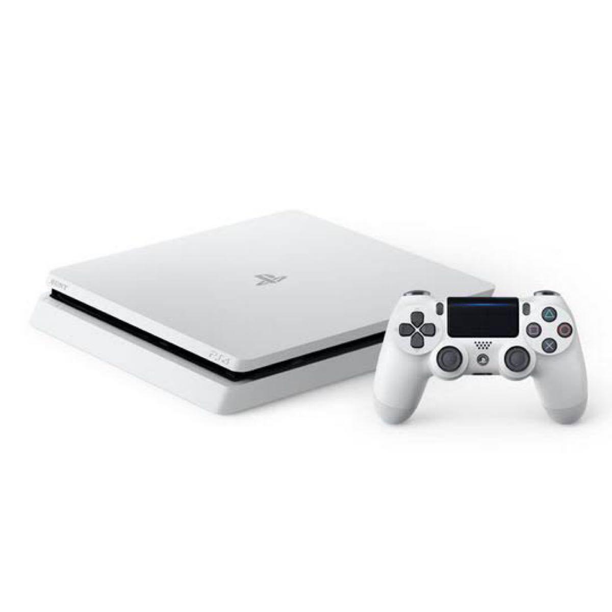 グレイシャー PS4本体 プレイステーション4 PlayStation4 SONY PS4 本体 美品