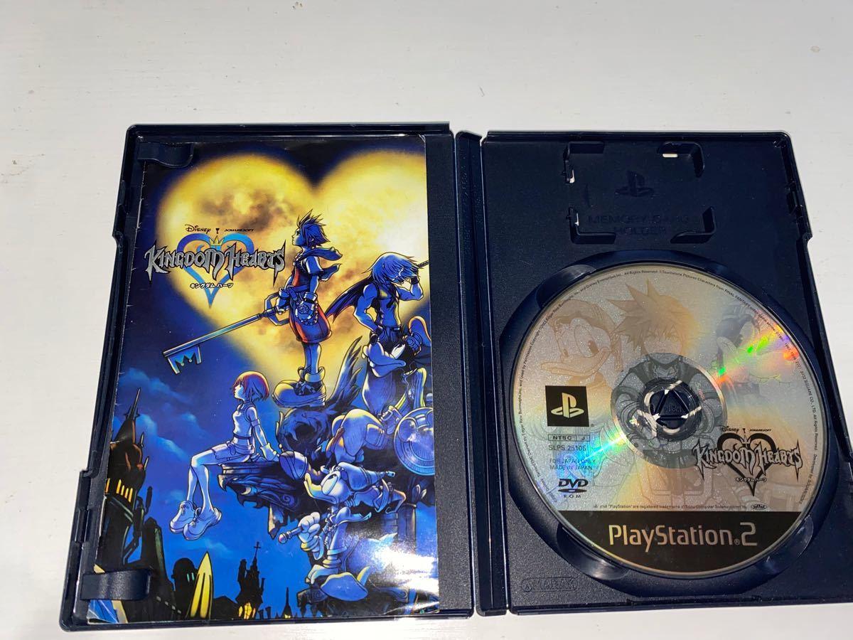 キングダムハーツ PS2中古品