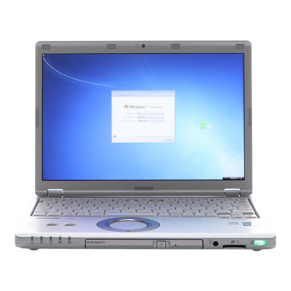 ☆1円開始☆Panasonic Let'sNoteSZ5 Core i5-2.4GHz(6300U)/8GB/256GB SSD/DVDマルチ/12.