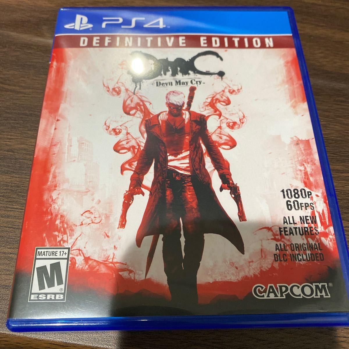 {PS4} DmC Devil May Cry: Definitive Edition (北米版)