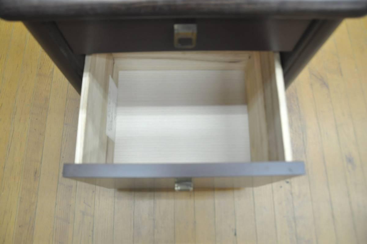 ♪♪d158-2 フランスベッド ナイトテーブル W510×D368×H530 サイドテーブル 木製 天然木 引き出し 収納棚 チェスト 寝室 お洒落♪♪♪_画像5