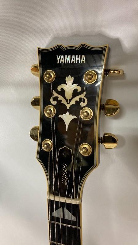 u46012 YAMAHA [SG-1000] 中古 エレキギター ロッド残無し 現状少し順反り_画像2