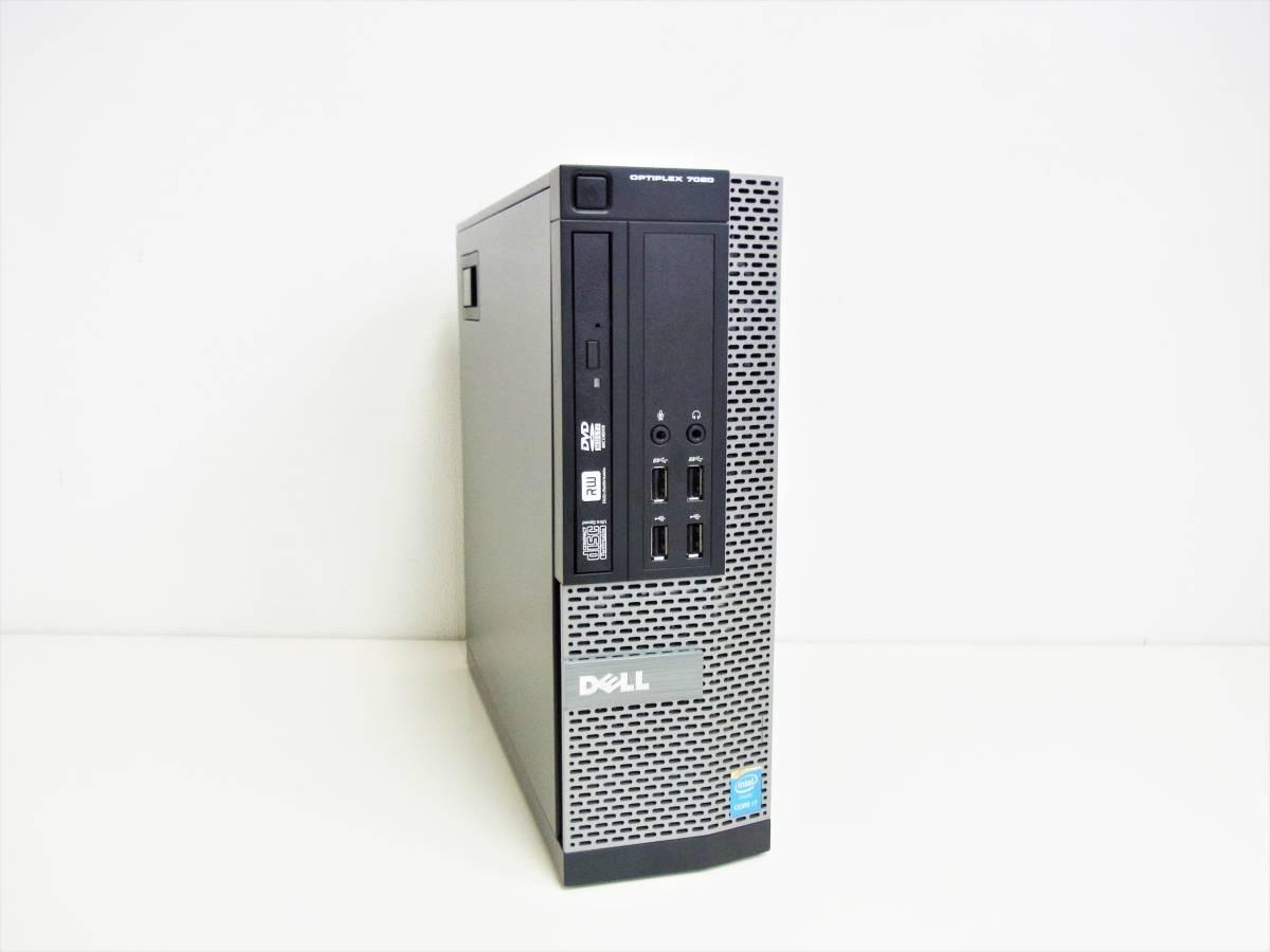 【デスパレートなパーツたち◎◎】■中古■Dell OPTIPLEX 7020 デスクトップPC IntelCore