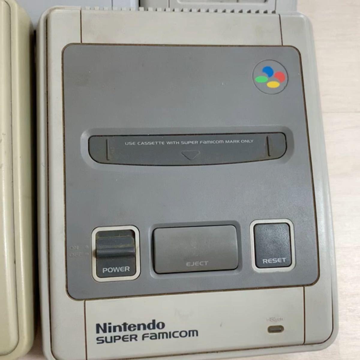 Nintendo スーパーファミコン詰め合わせ