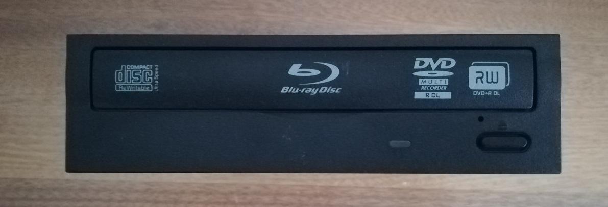 送料無料 Lite-On製 ブルーレイドライブ DH-12B2SH BD-R DL読み書き動作確認済み