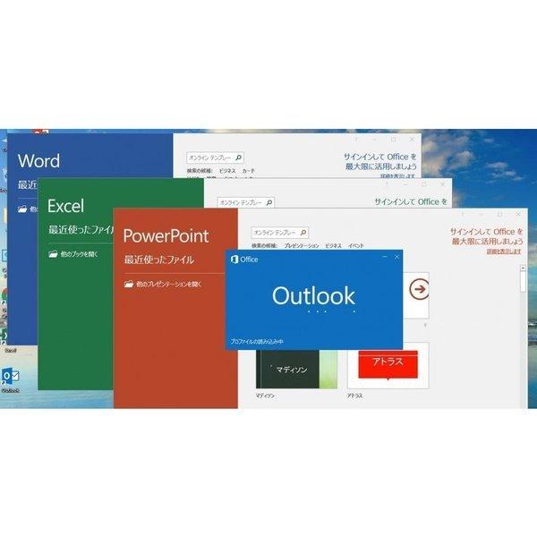高性能 Dellパソコン本体 Corei7-4770・8GB・SSD240+HDD2TB搭載・Win10・DVD・マルチ・OFFICE2019・無線LAN     P5127_画像7