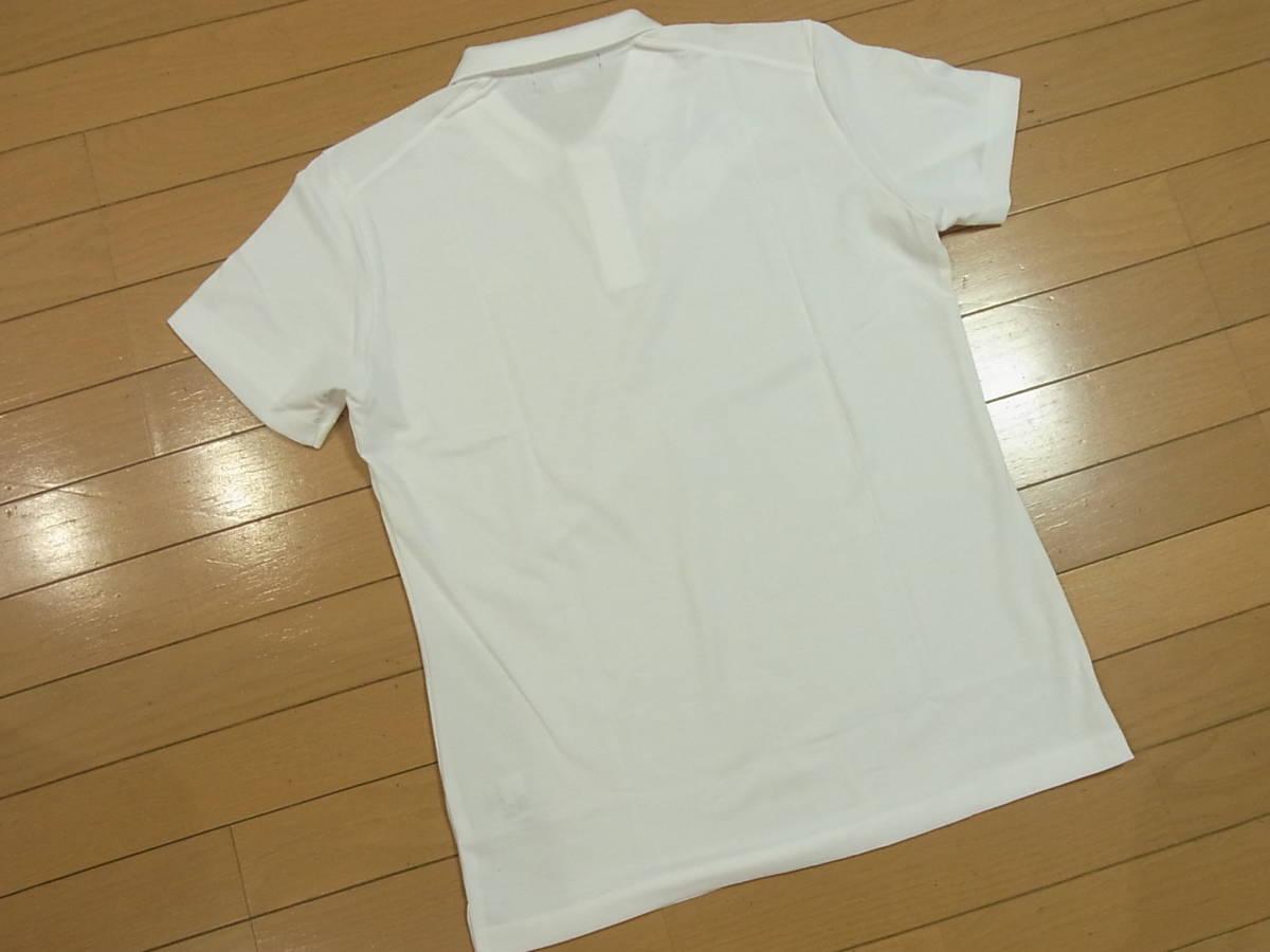 〓★新品ルコックゴルフle coq sportif GOLF吸汗速乾&UV半袖ポロシャツ/LL〓_画像3